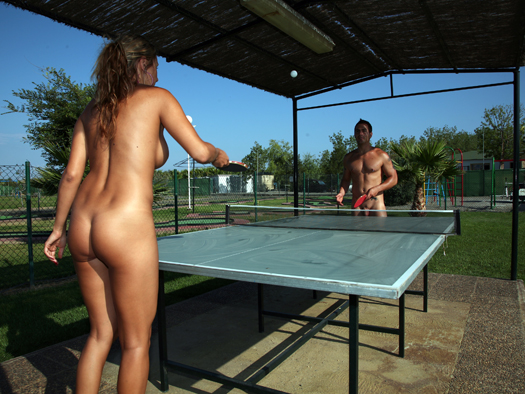 Sexy Ping Pong With Taylor Rain Sexy Models